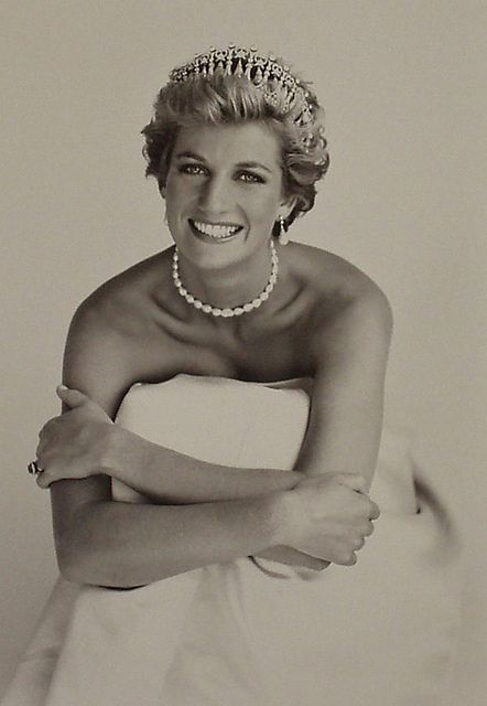 Princess Diana. The epitome of grace, style, gentility. She changed a country and the world more than we appreciate.