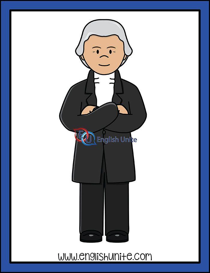 Presidents Day Thomas Jefferson English Unite Thomas Jefferson Clip Art Art