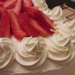 Cool Whipped Frosting Allrecipes.com | Cakes, pies, cheesecakes | Pin ...