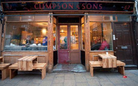 Climpson & Sons - Broadway Market, London