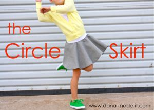 TUTORIAL: the Circle Skirt