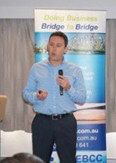 Andy Roberts of the Davidson Institute was the guest speaker at the May Business at Sunrise. Andy shared his knowledge and experience on Boosting your Cashflow. Great information that no business should operate  without.