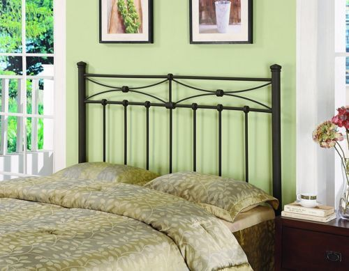 Best 25+ Metal Headboards Ideas On Pinterest