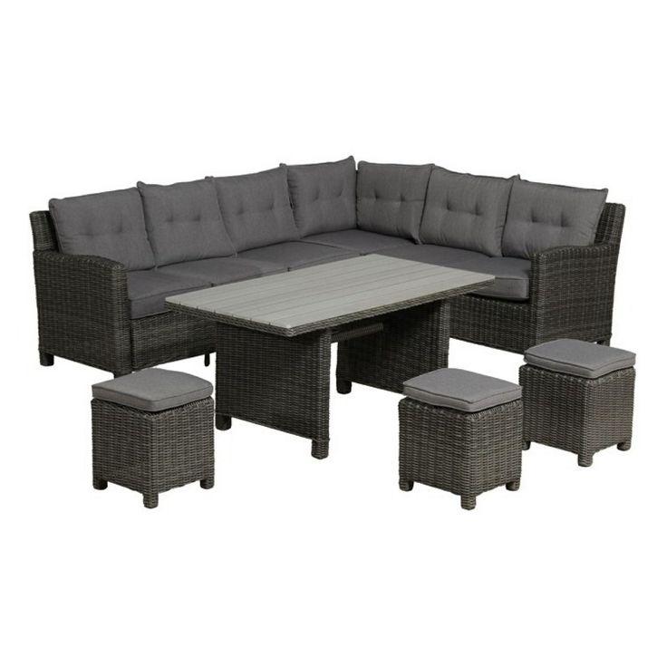 Lounge diner set perentuin pinterest lounges and diners for Gunstige lounge sets