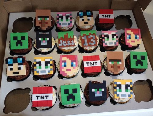 28 best Video Game Cake Ideas images on Pinterest Minecraft