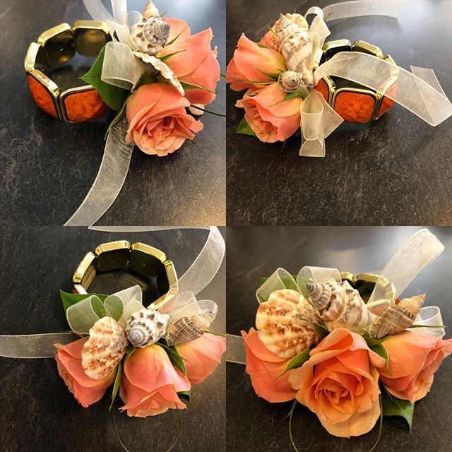 Seaside Corsage Free To The First Customer To Come And Get It Corsage 2k18prom Freebies Plumeriabb Send Flowers Online Plumeria Same Day Flower Delivery