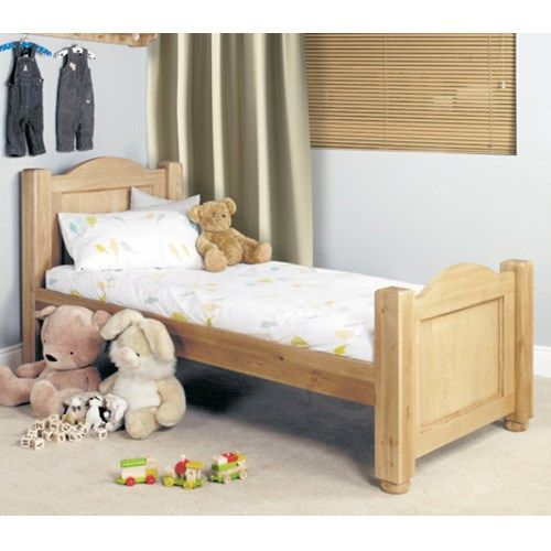 Baumhaus Amelie Oak Childrens Single Bed