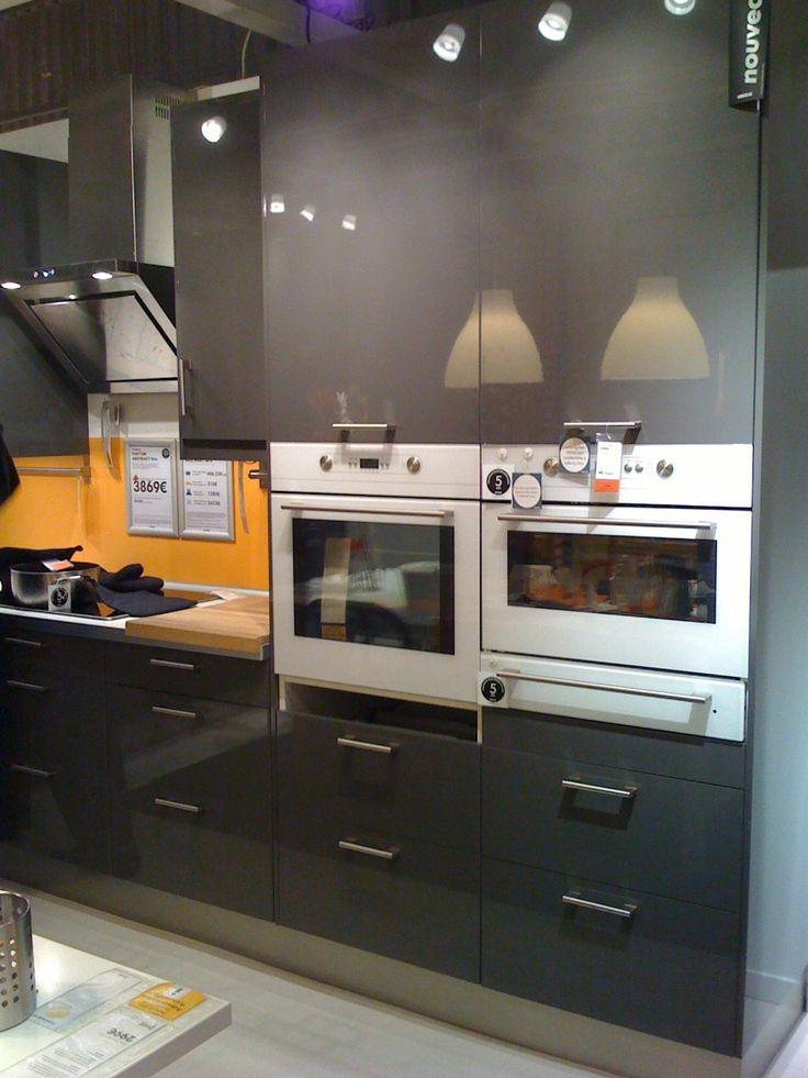 9 best KITCHEN images on Pinterest | Contemporary unit kitchens ...