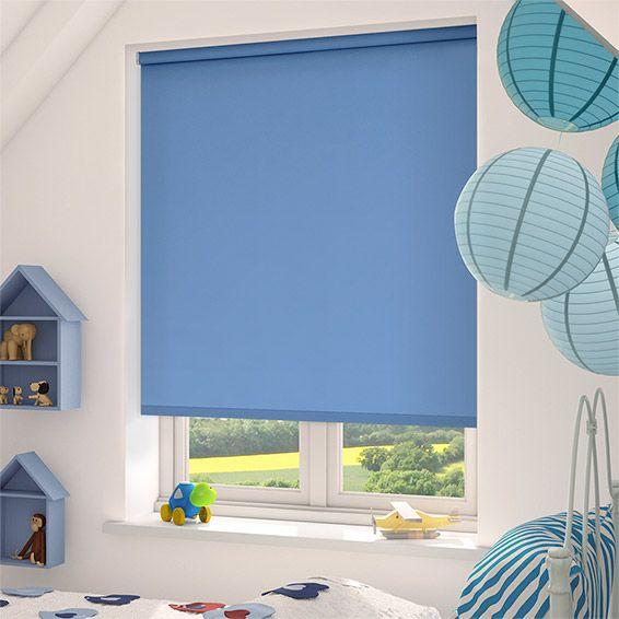Light Blue Blinds | Stunning Sky Blue Roller Blinds 2go™