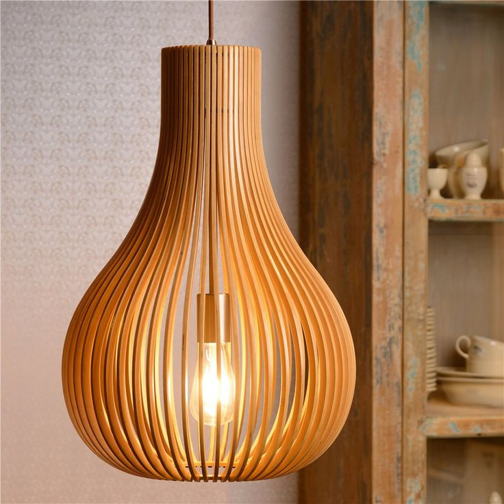 25 beste idee n over houten lamp op pinterest houten. Black Bedroom Furniture Sets. Home Design Ideas
