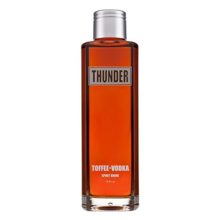 Thunder Toffee Vodka Liqueur 70cl