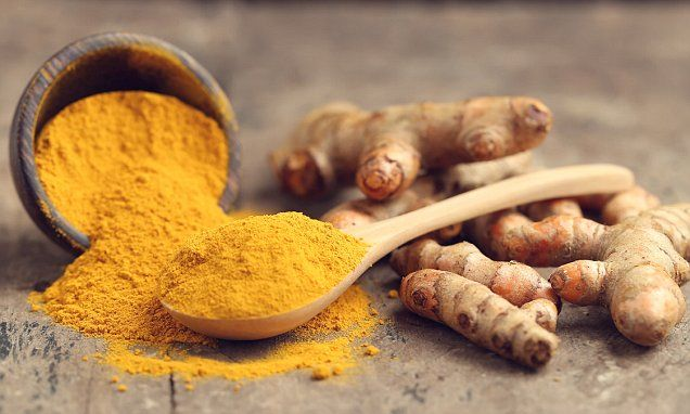 Researchers from the Milan-based pharmaceutical company Velleja Research found turmeric's key component curcumin eases discomfort just as much as paracetamol.