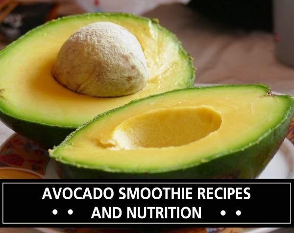 how to make avocado juice with milk