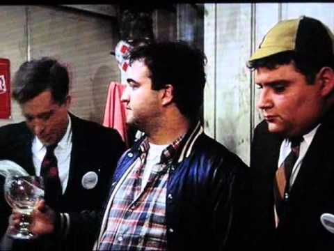 John Belushi at his best in Animal House  Grab A Brew Don't Cost Nothing  A classic quote of all time