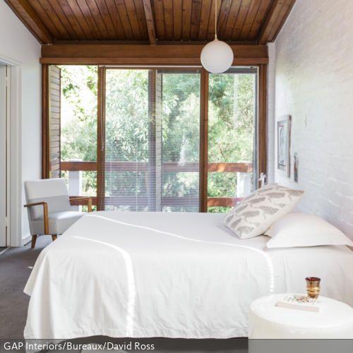 Schlafzimmer Mit Holzdecke Einrichten | 24 Besten Decke Bilder Auf Pinterest Holzdecke Arquitetura Und