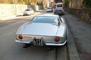 Treggia's Blog: Vecchie Auto a Firenze: Bizzarrini