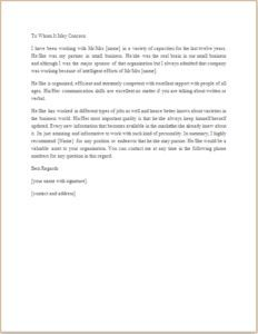 Character reference letter DOWNLOAD at http://www.templateinn.com/18-academic-letters-for-all-educationists/