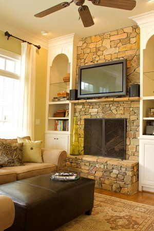 86 Best Images About Indoor Fireplaces On Pinterest Fireplaces Mediterranean Living Rooms And Hearth