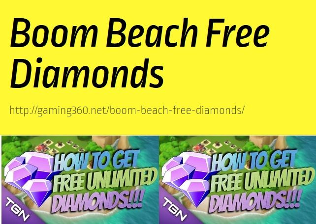 Boom beach is the latest game which is widely played by players across the world. If you have loved clash of clans, you will love this game too says, the game developers.