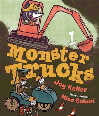MONSTER TRUCKS - Karlin Gray
