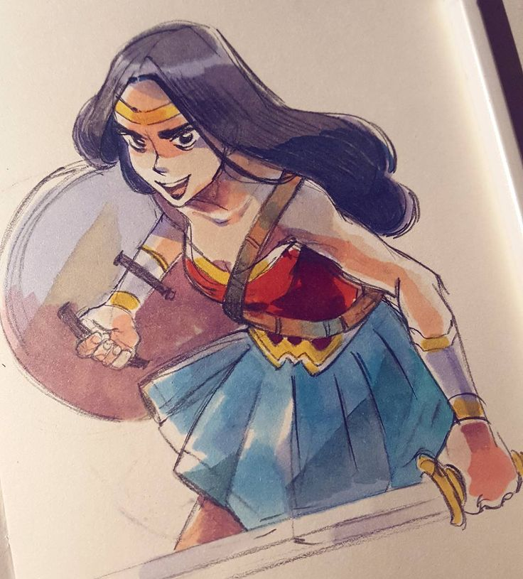"""Wonder Woman - Alex Chiu (@alexmchiu) on Instagram: """"really excited to see the wonder woman movie this weekend :'D"""""""
