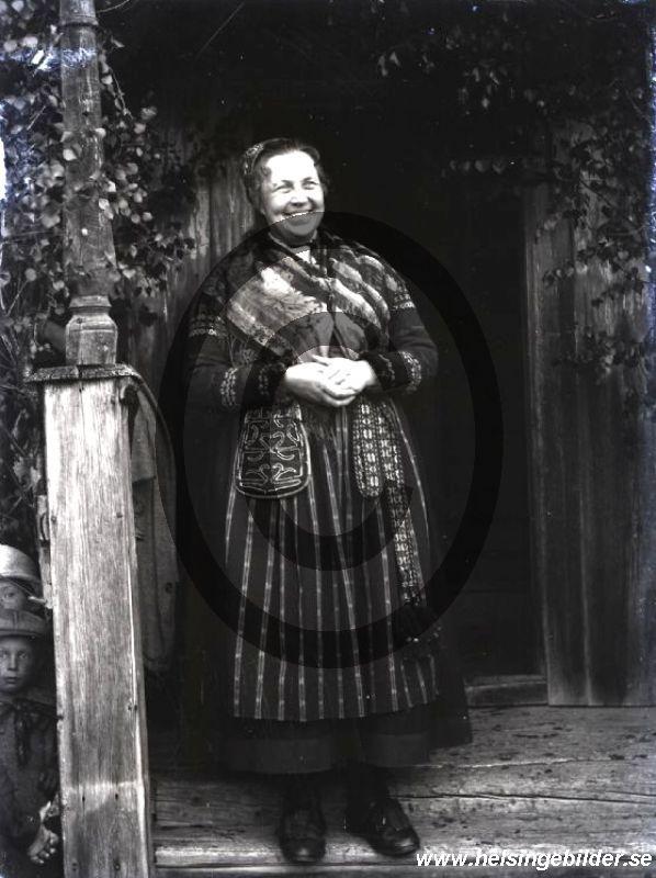 """Delsbo-stintan"" - Ida Gavell Blumenthal"