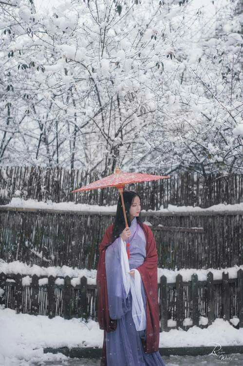 Chinese traditional costume #hanfu #chinese