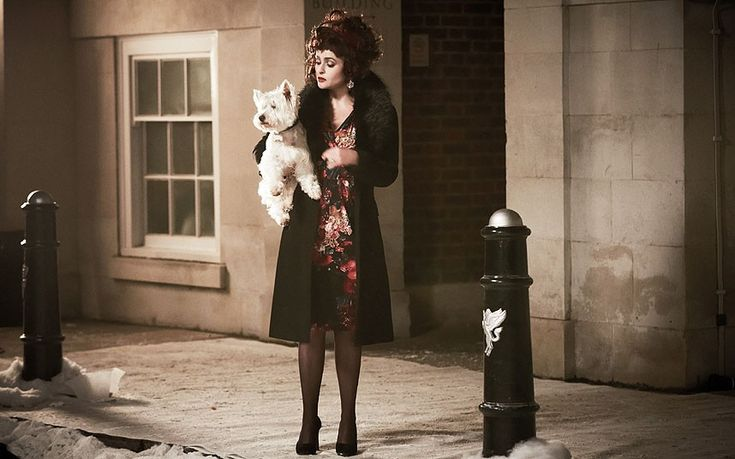 Marks & Spencer unveils Christmas advert starring David Gandy as it  aims for Christmas sales boost   http://www.telegraph.co.uk/finance/newsbysector/retailandconsumer/10413127/Marks-and-Spencer-turns-to-Helena-Bonham-Carter-and-Alice-in-Wonderland-for-Christmas.html?fb