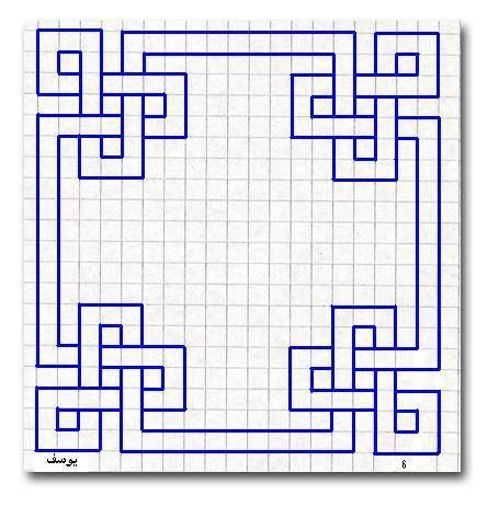 Best  Graph Paper Drawings Ideas On   Cool Patterns
