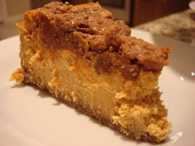 Maple Pecan Pumpkin Cheesecake! | Recipes to Try | Pinterest