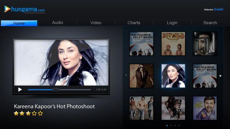 Pitch for Samsung Smart Tv (UI)   Kaustubh Basankar