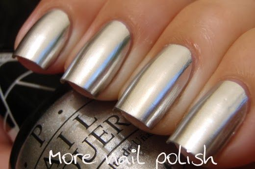 More Nail Polish: OPI & Gwen Stefani - Push and Shove