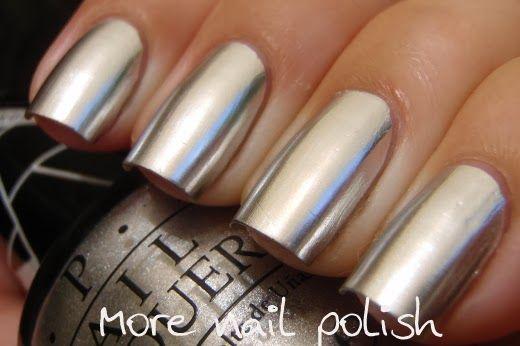 More Nail Polish: OPI & Gwen Stefani - Push and Shove