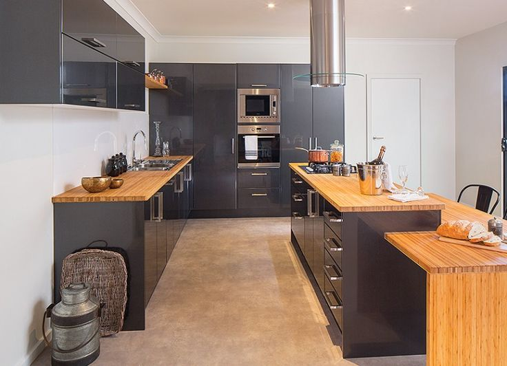 17 best images about kaboodle kitchen islands on pinterest for Bamboo kitchen cabinets australia
