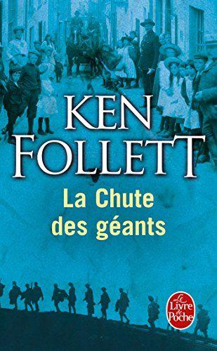 Le siècle, Tome 1 : La chute des géants de Ken Follett https://www.amazon.fr/dp/2253125954/ref=cm_sw_r_pi_dp_Ro7fxb21H1ST7