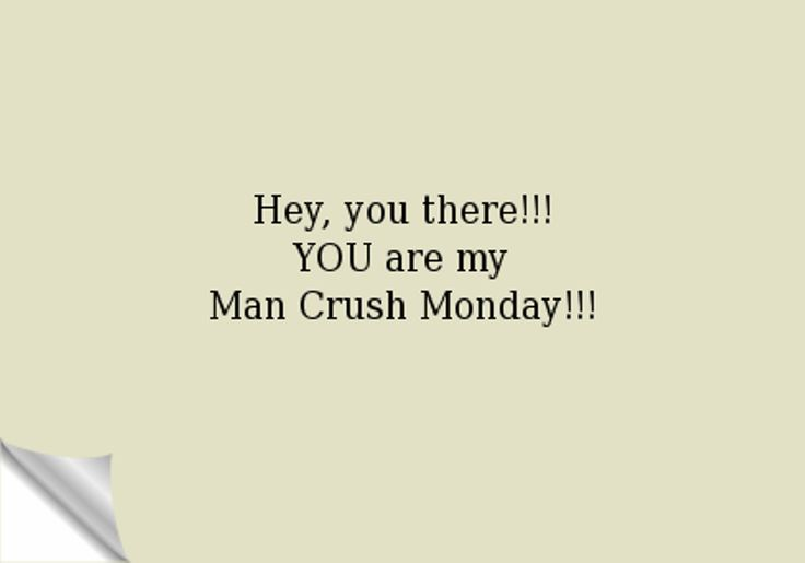 50 Popular Men Crush Monday Quotes | Golfian.com