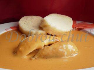 Dobrou chuť: Kuře na paprice