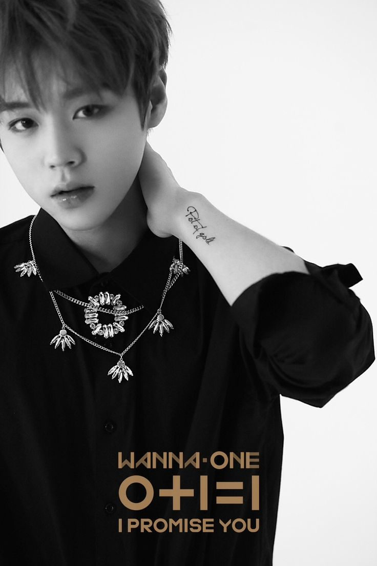 "WANNA ONE (워너원) 2nd Mini Album ''0+1=1 (I PROMISE YOU)'' #Official Photo (B-CUT) Pot Of Gold"" (#ParkJihoon / 박지훈)"