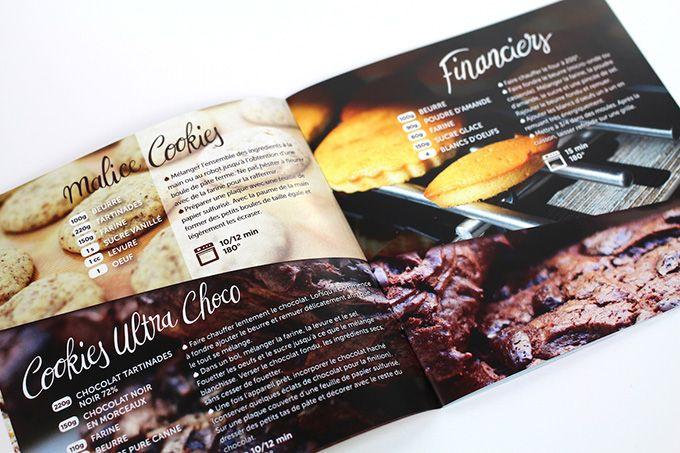 On the Creative Market Blog - 20 Gorgeously Lettered Cookbooks That Celebrate Food & Design
