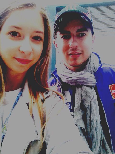 The great Jorge Lorenzo.