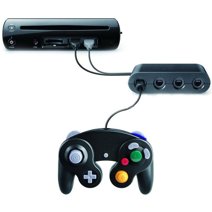 Now in stock GameCube Controll..., get them while they last! http://www.retroarkayde.com/products/gamecube-controller-adapter-for-wii-u?utm_campaign=social_autopilot&utm_source=pin&utm_medium=pin #videogames #tcg