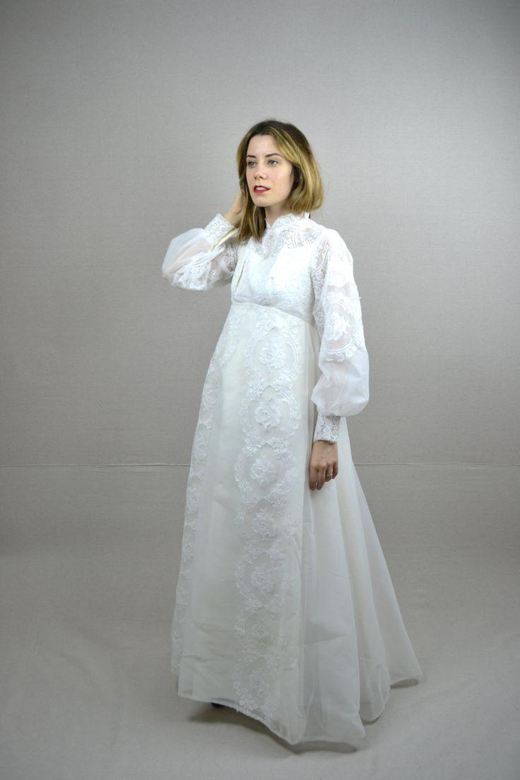Ideas 1970s Wedding Dresses 1000 ideas about 1970s wedding on pinterest 1950s 70s dress floriana
