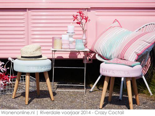 Riverdale Crazy Coctail - interieur en woonaccessoires voorjaar 2014