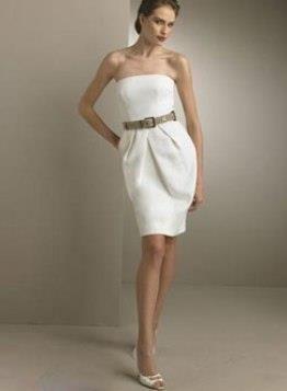 Платье тюльпан с корсетом