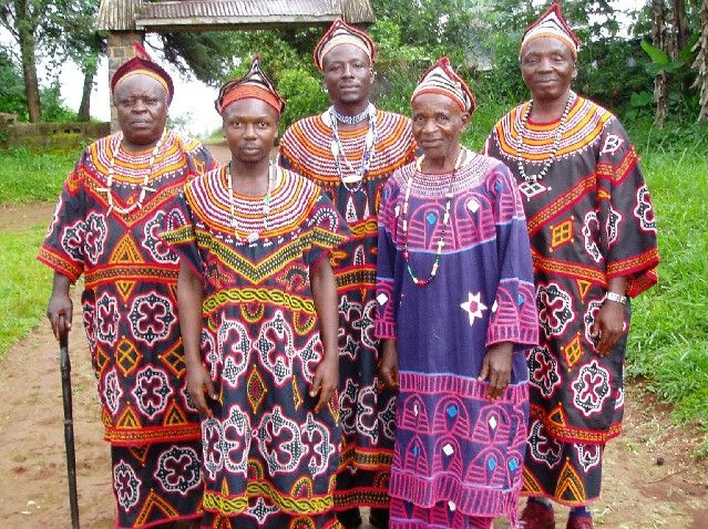 15 best Cameroon Attire images on Pinterest African