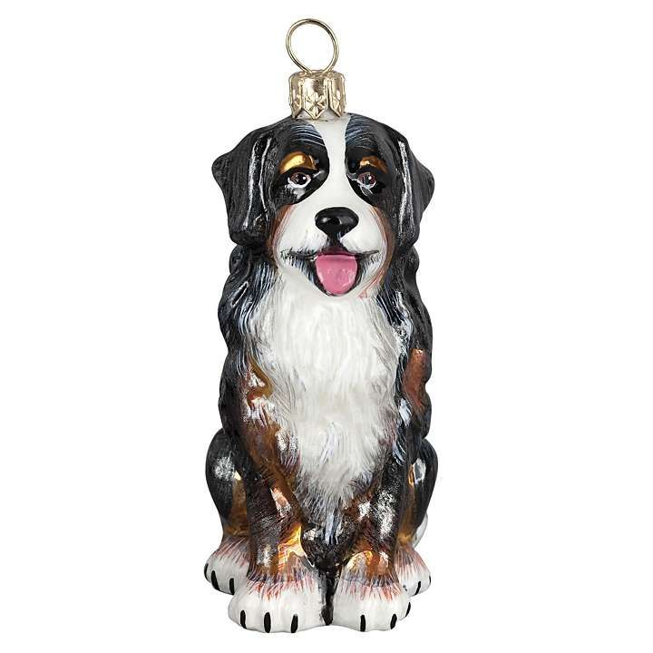 32 Best Bernese Mountain Dog Christmas Ornaments Images On