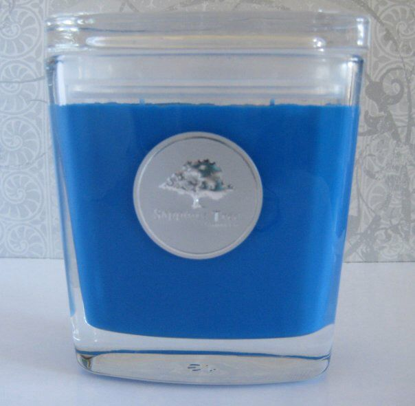 100 Soy Wax Aromatherapy Candles Made Be Sapphire Tree Candle Co