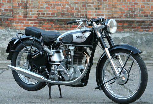1950 Norton International 500cc