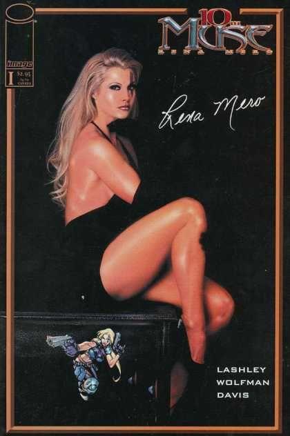 Comic - Blonde - Rena Mero - Sable