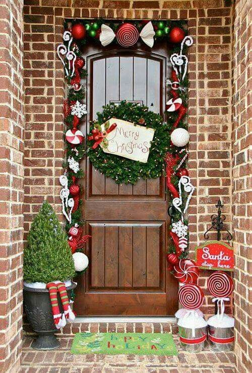 Pin by Connie Farley on Christmas decorating idea | Pinterest | Christmas  decorations, Christmas and Christmas door decorations - Pin By Connie Farley On Christmas Decorating Idea Pinterest
